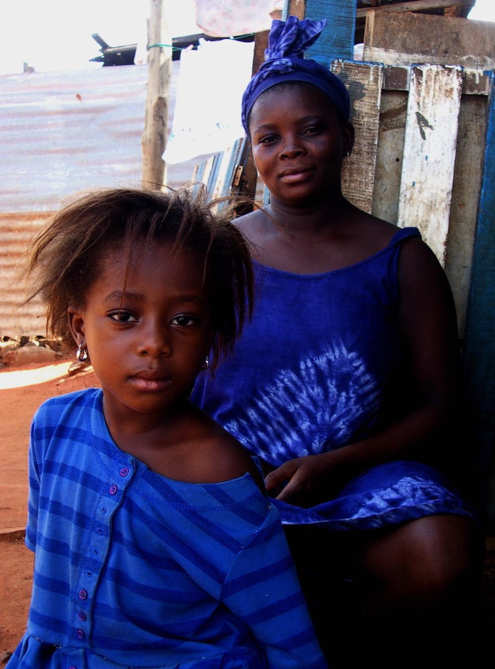 Ghana-girls
